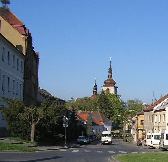 Den otevřených dveří města Kralovice